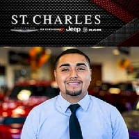 Jose Jurado-Cruz at St. Charles Chrysler Dodge Jeep Ram