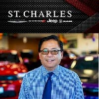 Edmund Eusebio at St. Charles Chrysler Dodge Jeep Ram