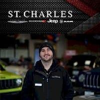 David May at St. Charles Chrysler Dodge Jeep Ram - Service Center