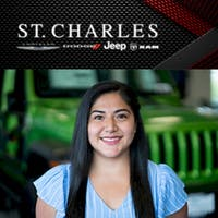Bridget Lopez at St. Charles Chrysler Dodge Jeep Ram