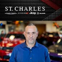 John Hutton at St. Charles Chrysler Dodge Jeep Ram