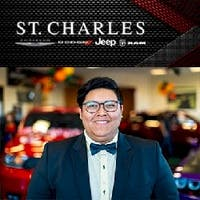 Josh Mendoza at St. Charles Chrysler Dodge Jeep Ram
