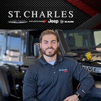 Jimmy Jaskoske at St. Charles Chrysler Dodge Jeep Ram