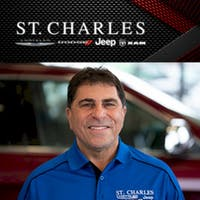 Dan Ditusa at St. Charles Chrysler Dodge Jeep Ram