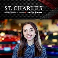 Alexis Gross at St. Charles Chrysler Dodge Jeep Ram