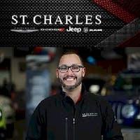 Nick Cardona at St. Charles Chrysler Dodge Jeep Ram - Service Center