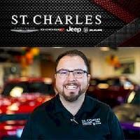 Luis Correa at St. Charles Chrysler Dodge Jeep Ram