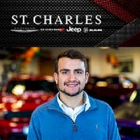 Frank Tortorella at St. Charles Chrysler Dodge Jeep Ram