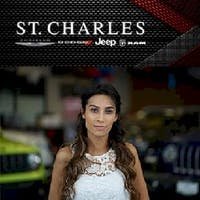 Coraima Robles at St. Charles Chrysler Dodge Jeep Ram