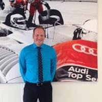 Tyler Jones at Audi Nashua