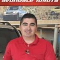Luis Cuevas at Avondale Toyota