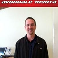 Tyler Young at Avondale Toyota - Service Center