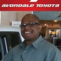 Tommy Severado at Avondale Toyota