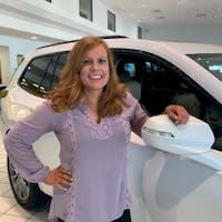 Mandy Cook at John Holt Chevrolet Cadillac