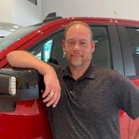Michael Ruth at John Holt Chevrolet Cadillac