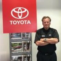 Jimmy Rooker at Principle Toyota