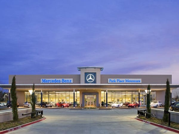 Park Place Motorcars Mercedes-Benz Fort Worth, Fort Worth, TX, 76132