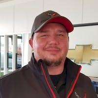 Neal Tarnowske at Bill Stasek Chevrolet