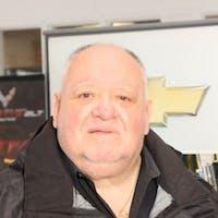 Angel Estevez at Bill Stasek Chevrolet