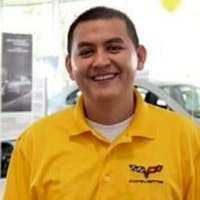Guillermo Hernandez at Bill Stasek Chevrolet