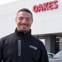 Tyler Cannon at Oakes Kia
