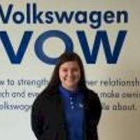 Natalia Szwab at Volkswagen of Orland Park