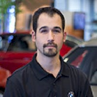 Jessy Custodio at BMW of San Rafael