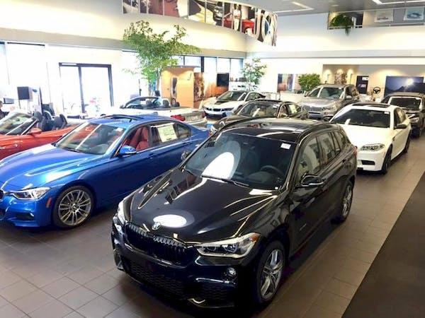 BMW of San Rafael, San Rafael, CA, 94901