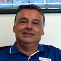 Juan Contreras at Florida Fine Cars Hollywood
