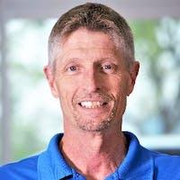 Greg Hall at Bill Utter Ford
