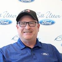 Bill Cooper at Bill Utter Ford