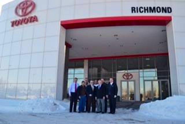 Toyota Richmond Indiana >> Cronin Toyota Nissan Of Richmond Toyota Nissan Service