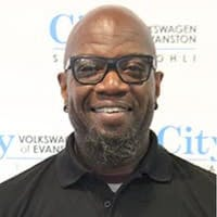 Terrence  McNeal at City Volkswagen of Evanston - Service Center
