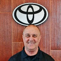 Bob Olson at Toyota of Wallingford