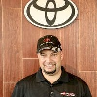 Steve Lang at Toyota of Wallingford