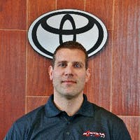Jimmy Ballough at Toyota of Wallingford