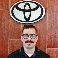 Dan Roberts at Toyota of Wallingford
