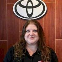 Cheryl Mckenna at Toyota of Wallingford