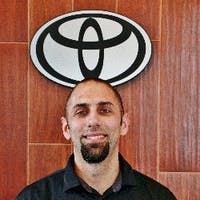 Fred Hollman at Toyota of Wallingford