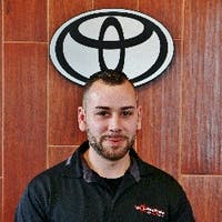 Jon Petro at Toyota of Wallingford