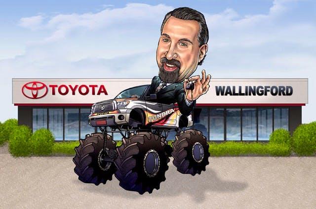 Toyota of Wallingford, Wallingford, CT, 06492