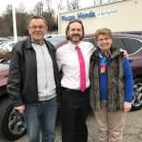 Geoffrey  Gallagher at Piazza Honda of Springfield