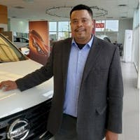 Henok Mengistu at 417 Nissan