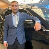 Abdul Alsafady at 417 INFINITI Nissan