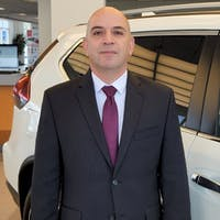 Massoud  Meftahi at 417 Nissan