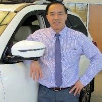Uy (Wii) Ho at 417 INFINITI Nissan