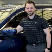 Codey Kelly at 417 Nissan - Service Center