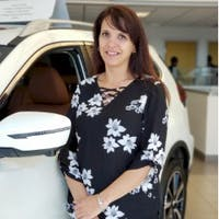 Christine Cordeiro at 417 Nissan