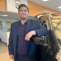Vijay Singh at 417 INFINITI Nissan