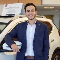 Ralph Halabi at 417 INFINITI Nissan
